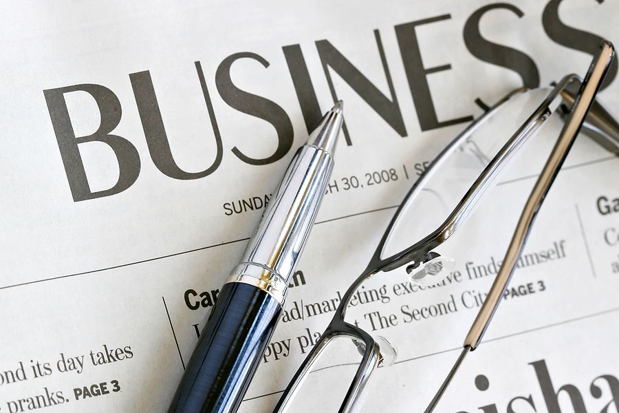 Image result for business newspaper