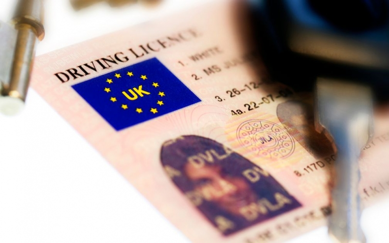 What will happen to UK driving licenses after Brexit?