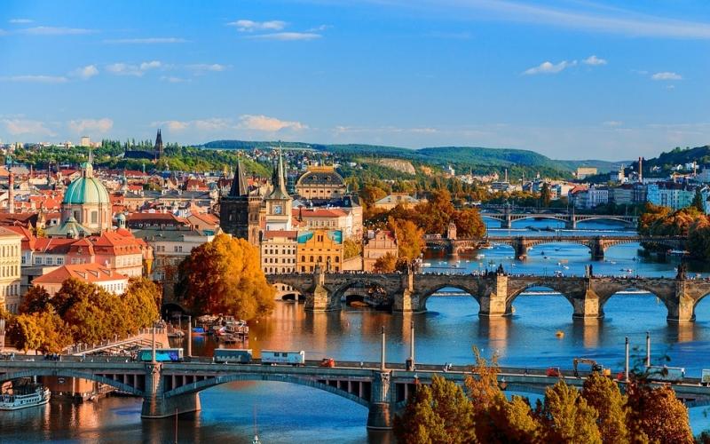 Prague as a Team-Building Destination
